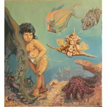 Подводный мир фантазий